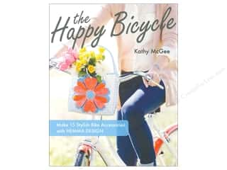 Stash By C&T The Happy Bicycle Book