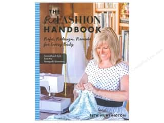 Clearance: Stash By C&T The Refashion Handbook
