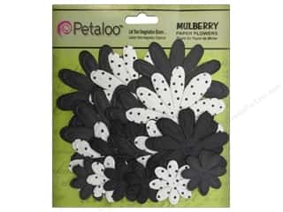Clearance Petaloo Color Me Crazy: Petaloo Color Me Crazy Chalkboard Embossed Daisies