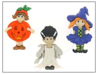 craft & hobbies: Jesse James Dress It Up Embellishments Ghoulies & Ghosties Girl