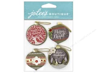 Jolee's Boutique Stickers Ornaments