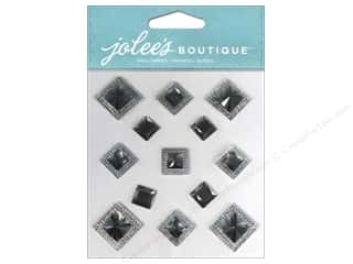 bling stickers: Jolee's Boutique Stickers Bling Gems Pyramid Smoke