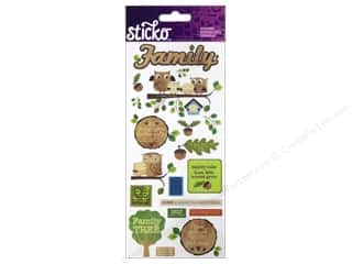 EK Sticko Stickers Icons & Words Large Family