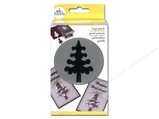 EK Paper Shapers Large Punch Forest Tree