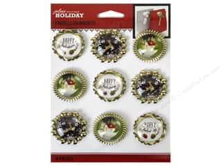 theme stickers  holidays: Jolee's Boutique Stickers Holiday Baubles Repeats