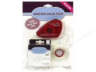 3L Scrapbook Adhesives E-Z Value Pack