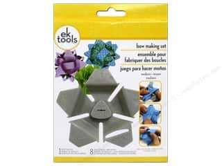 projects & kits: EK Tool Star Bow Template Kit Medium