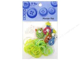 Weekly Specials Pins : Jesse James Kit Rubber Bands Monster Pals