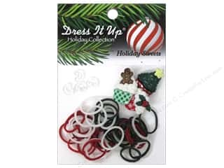 Weekly Specials Pins : Jesse James Kit Rubber Bands Holiday Sweets