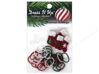 Weekly Specials Pins : Jesse James Kit Rubber Bands Seasonal Stockings
