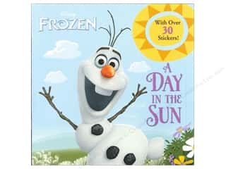 Mother's Day Gift Ideas: Random House Disney Frozen A Day In The Sun Book