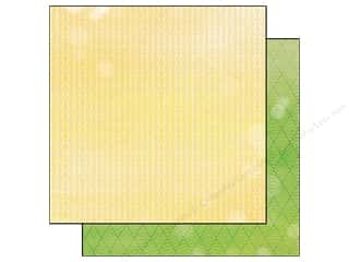BasicGrey: BasicGrey 12 x 12 in. Paper Vivienne Daffodil (25 sheets)