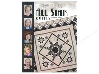 Weekly Specials Bear Thread Designs: Quilt In A Day All Star Quilts Book