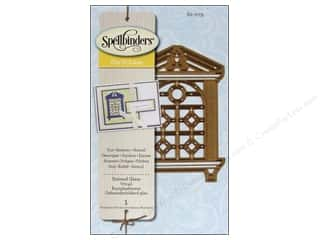 dies: Spellbinders D-Lites Die Stained Glass