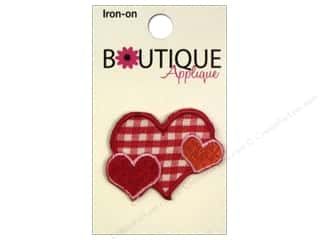 sewing & quilting: Blumenthal Boutique Applique Plaid Hearts