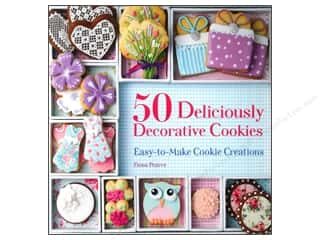 books & patterns: St Martin's Griffin 50 Deliciously Decorative Cookies Book