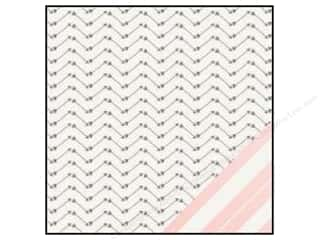 patterned paper: Crate Paper 12 x 12 in. Paper Kiss Kiss Darling (25 sheets)