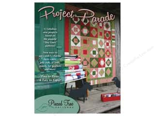 Pieced Tree Project Parade Book