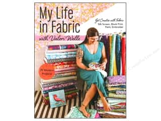 Stash By C&T My Life In Fabric Book