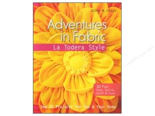 Books Clearance: Stash By C&T Adventure In Fabric Book