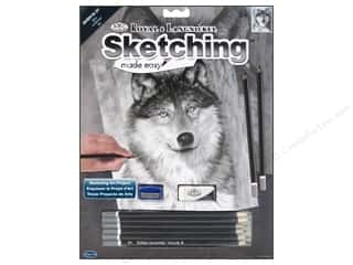 Royal Sketching Made Easy Kit Alpha