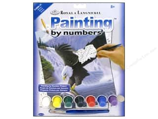 projects & kits: Royal Paint By Number Kit Sanctuary