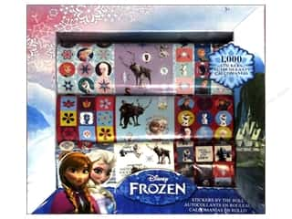 stickers: SandyLion Sticker By The Roll Disney Frozen