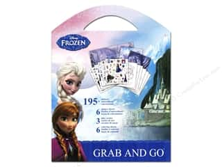 stickers: SandyLion Sticker Grab & Go Disney Frozen