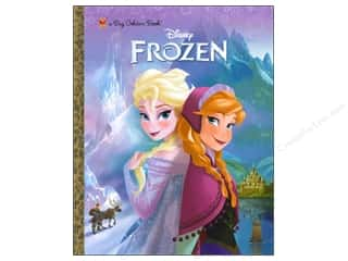 Golden Disney Frozen Big Book