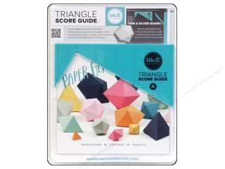 Brand-tastic Sale We R Memory Keepers: We R Memory Keepers The Triangle Score Guide