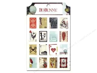Valentines Day Gifts Stamps: Bo Bunny Stickers Star-Crossed Stamp