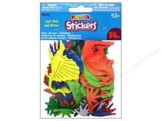Darice Foamies Stickers 53 pc. Dinosaurs