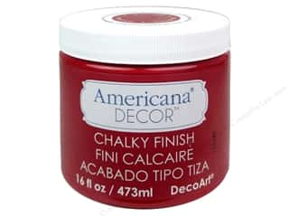 craft & hobbies: DecoArt Americana Decor Chalky Finish 16 oz. Romance