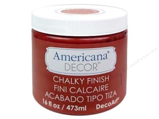 Clearance Blumenthal Favorite Findings: DecoArt Americana Decor Chalky Finish 16 oz. Cameo