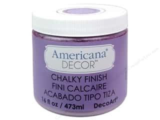 Clearance Blumenthal Favorite Findings: DecoArt Americana Decor Chalky Finish 16 oz. Remembrance