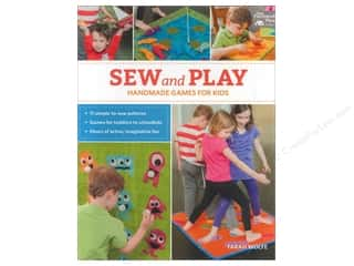 That Patchwork Place Sew and Play Book by Farah Wolfe