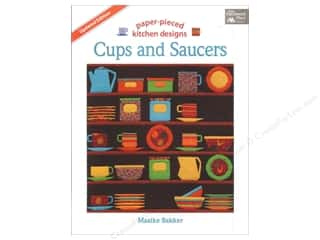 That Patchwork Place Cups and Saucers Book by Maaike Bakker