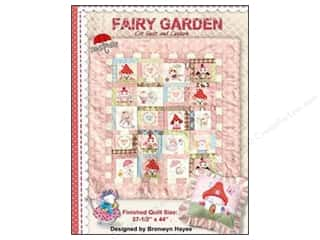 Quilt Pattern: Red Brolly Fairy Garden Quilt Pattern