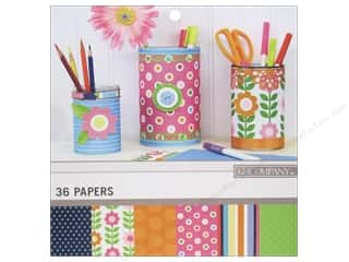 Weekly Specials Glue Dots: K & Company 12 x 12 in. Paper Pad Simply Sweet Designer