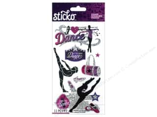 scrapbooking & paper crafts: EK Sticko Stickers Dance