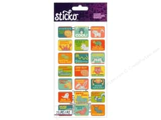 EK Sticko Stickers Silly Animal Phrases