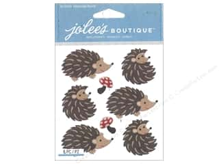 scrapbooking & paper crafts: Jolee's Boutique Stickers Repeats Hedgehogs