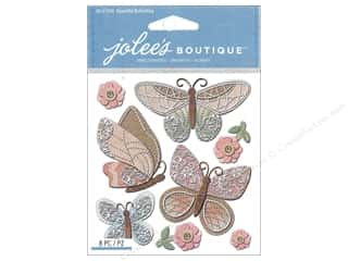 Jolee's Boutique Beautiful Butterflies