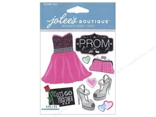 scrapbooking & paper crafts: Jolee's Boutique Stickers Prom