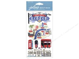 Jolee's Boutique Stickers Large London