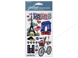 Jolee's Boutique Stickers Large Paris