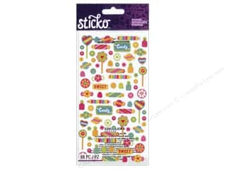 EK Sticko Stickers Tiny Candy