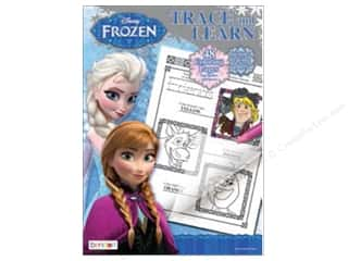 Bendon Trace and Learn Activity Book Disney Frozen