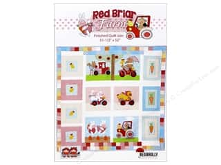books & patterns: Red Brolly Red Briar Farm Pattern