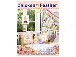 Red Brolly Little Chicken Feather & Friends Book